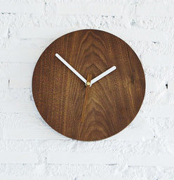 woodworking clock