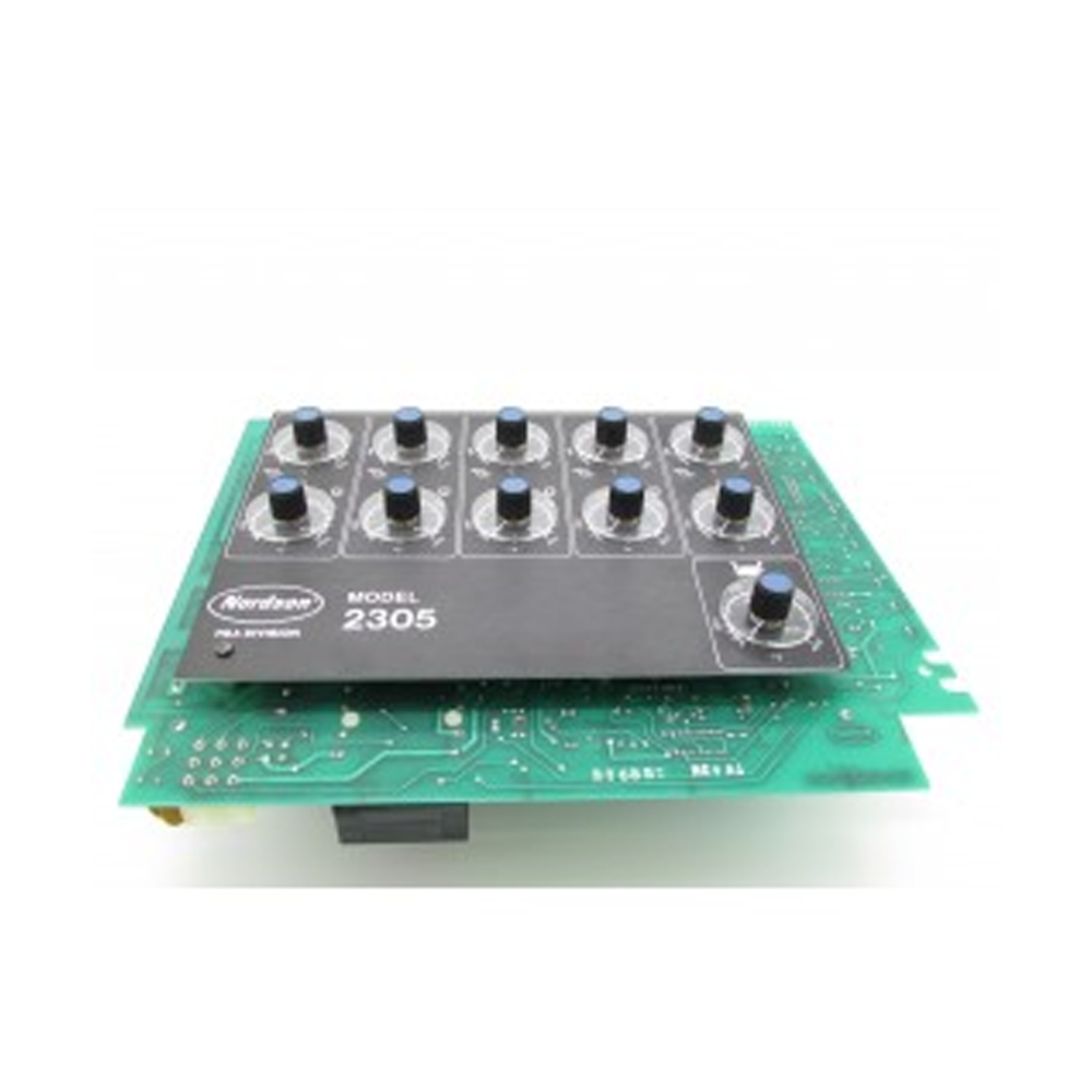 11 Channel Assembly Board with Temperature Set Back