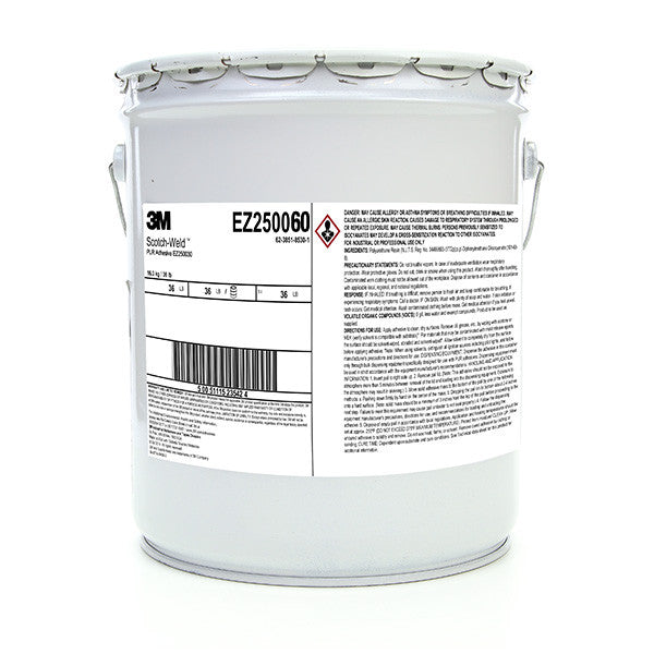 3M EZ 250060 Medium Set Wood & Plastic PUR Hot Melt