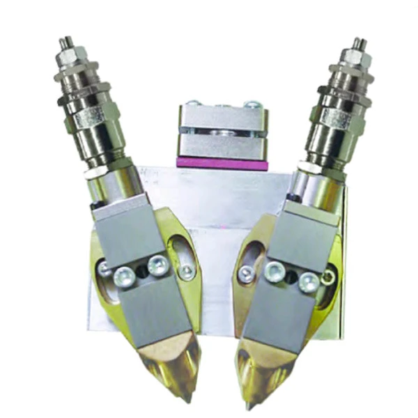 Fine Adjustment Swivel Bulk Hot Melt Gun