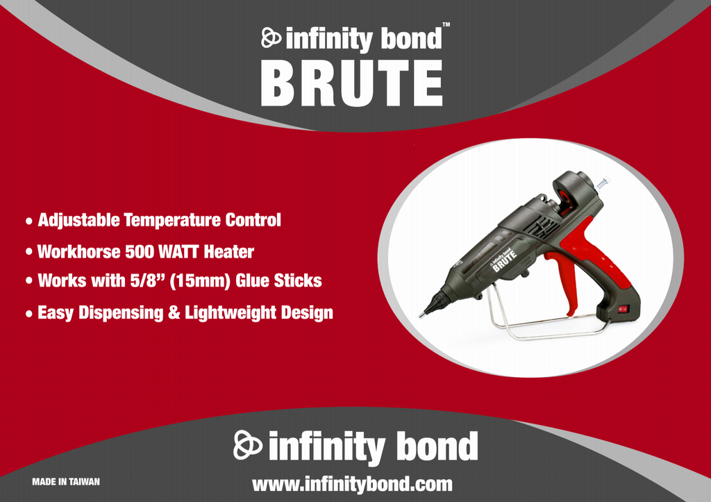 Infinity Bond Brute Packaging
