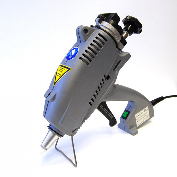 Axco AX200 industrial bulk hot melt glue gun.