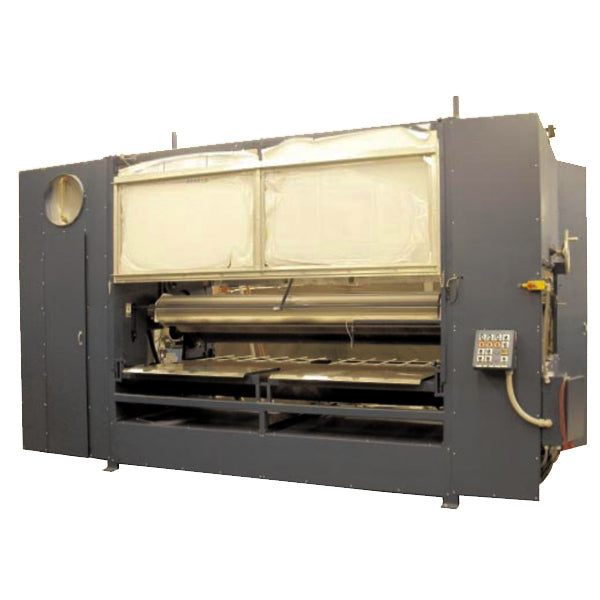 "Large format hot melt roll coater - up to 110"" wide"
