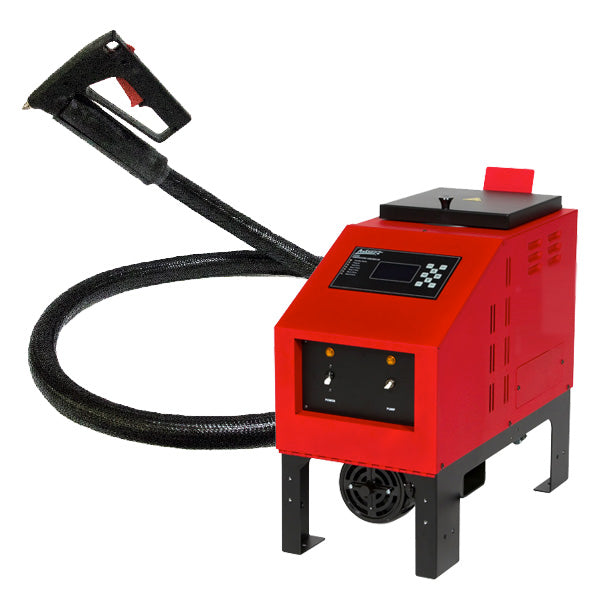 Complete 15LB Bulk hot melt system with hose and gun