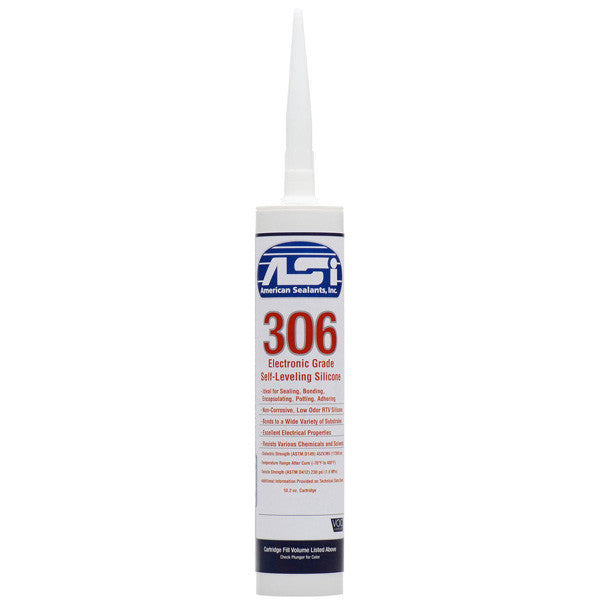 Electrical Grade Self Leveling Silicone - American Sealants 306