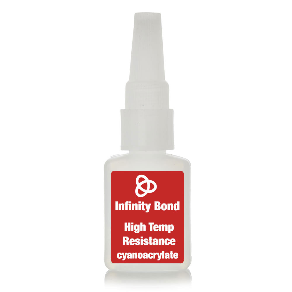 High temperature resistant cyanoacrylate super glue adhesive