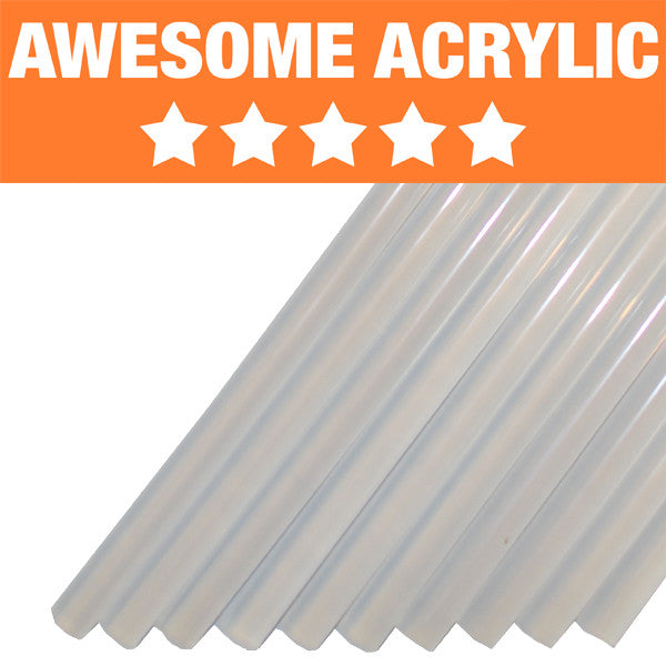 Infinity Awesome Acrylic premium hot melt glue sticks