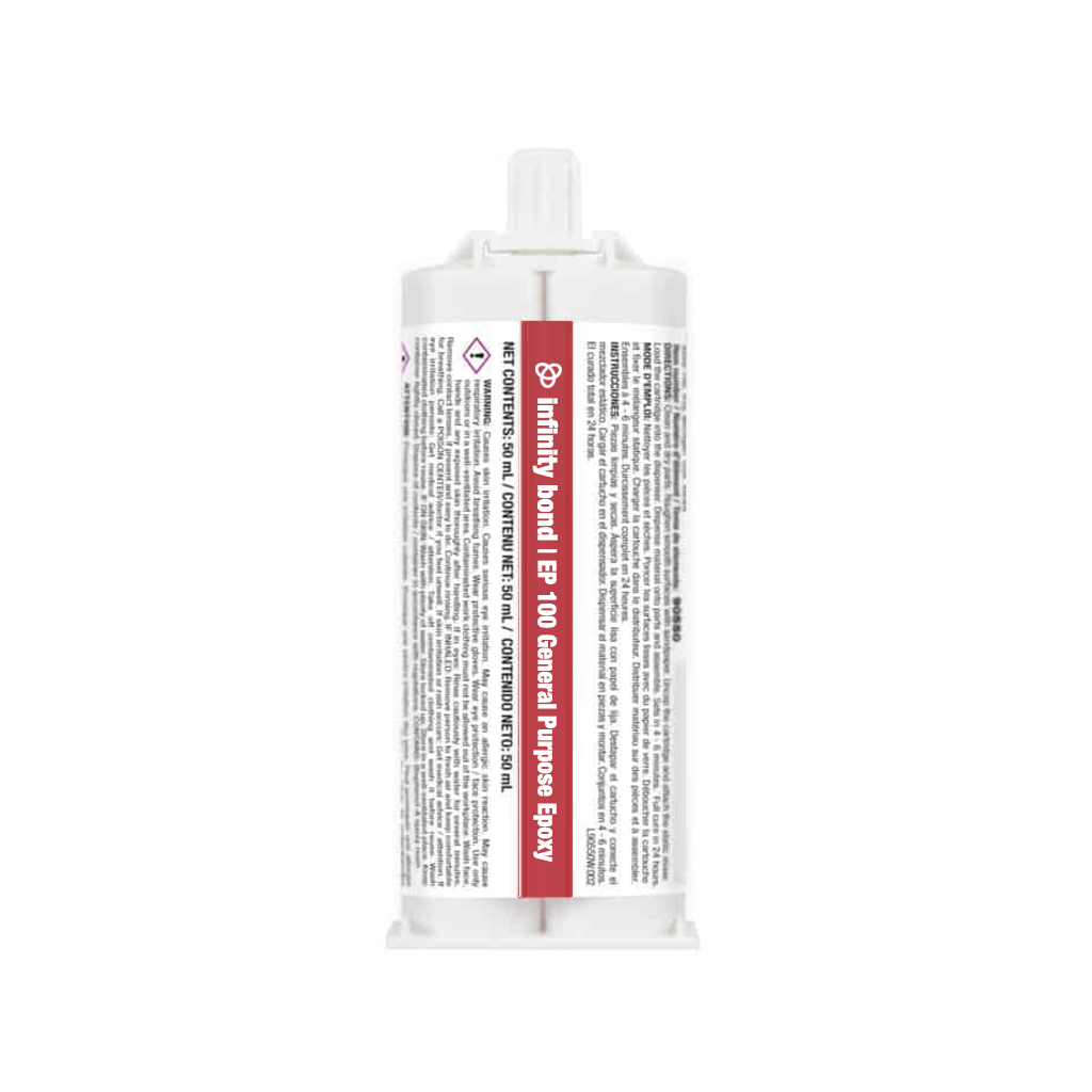 Infinity Bond EP100 5 Minute Epoxy Adhesive 50ML