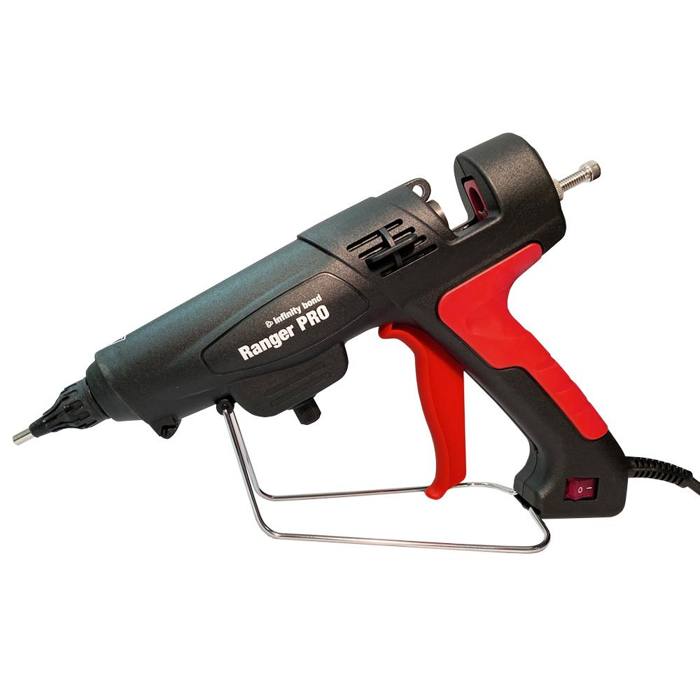 Infinity Bond Ranger Pro Adjustable Temp Hot Melt Glue Gun