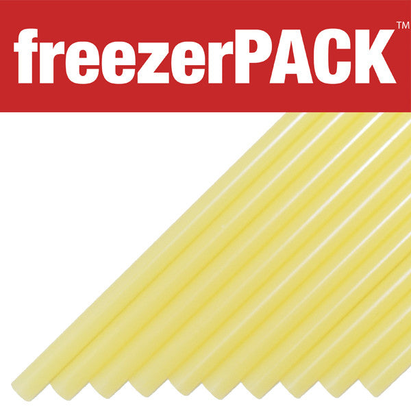 Infinity FreezerPack freezer grade packaging hot melt glue sticks