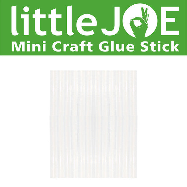 "Infinity Little Joe clear craft 5/16"" glue sticks"