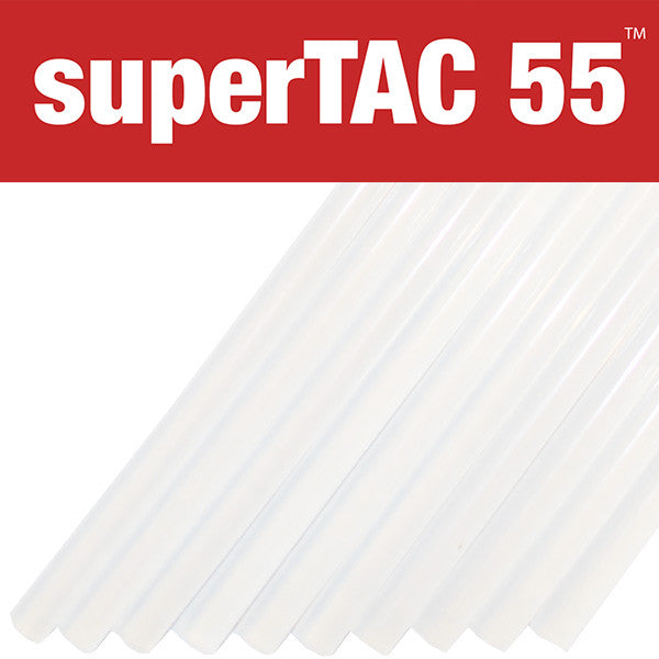 "Infinity SuperTAC 55 1/2"" hot melt glue sticks"