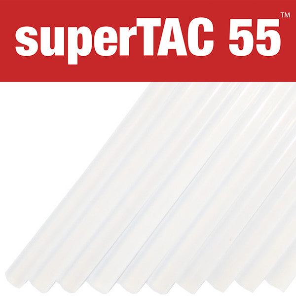 "Infinity SuperTAC 55 5/8"" hot melt glue sticks"