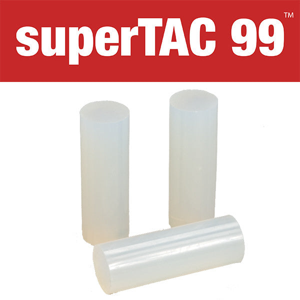 "Infinity SuperTAC 99 1"" X 3"" PG hot melt glue stick"
