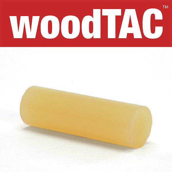 "Infinity WoodTac 1"" X 3"" PG hot melt glue slug"