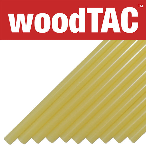"Infinity WoodTac 1/2"" woodworking hot melt glue sticks"