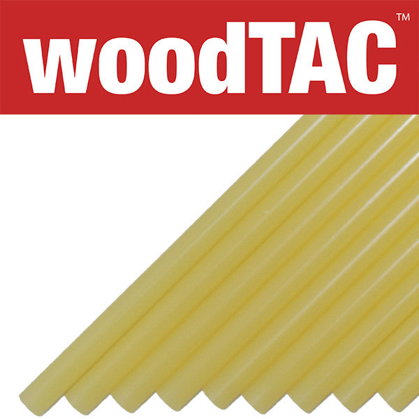 "Infinity WoodTac 5/8"" woodworking hot melt glue sticks"