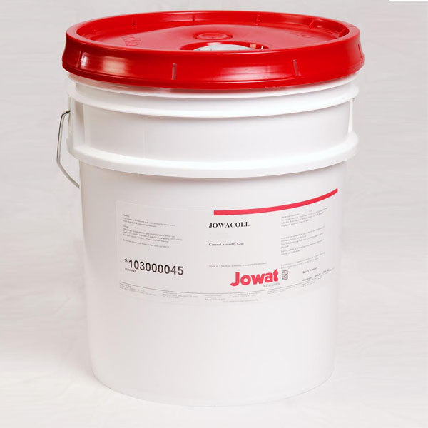 Jowat Jowacoll 107.50 water resistant edgebanding and woodworking water based adhesive