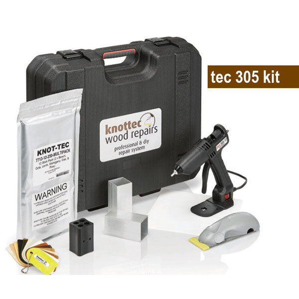 Knot TEC 305 Light Woodworking Hot Melt Kit