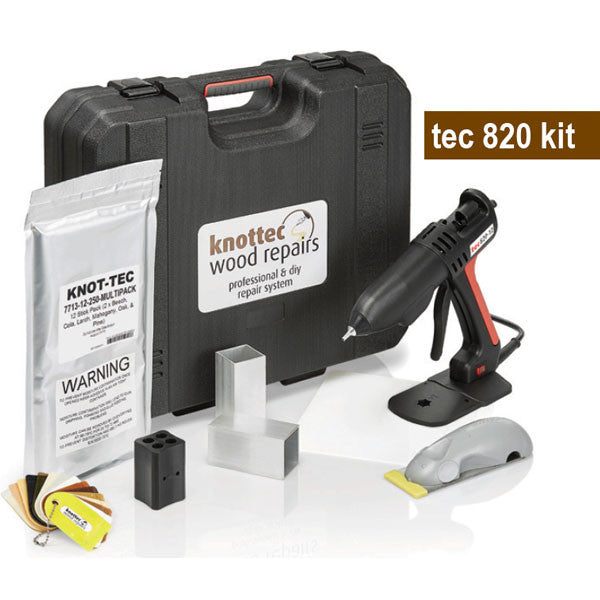Knot TEC 820 Professional Woodworking Kit