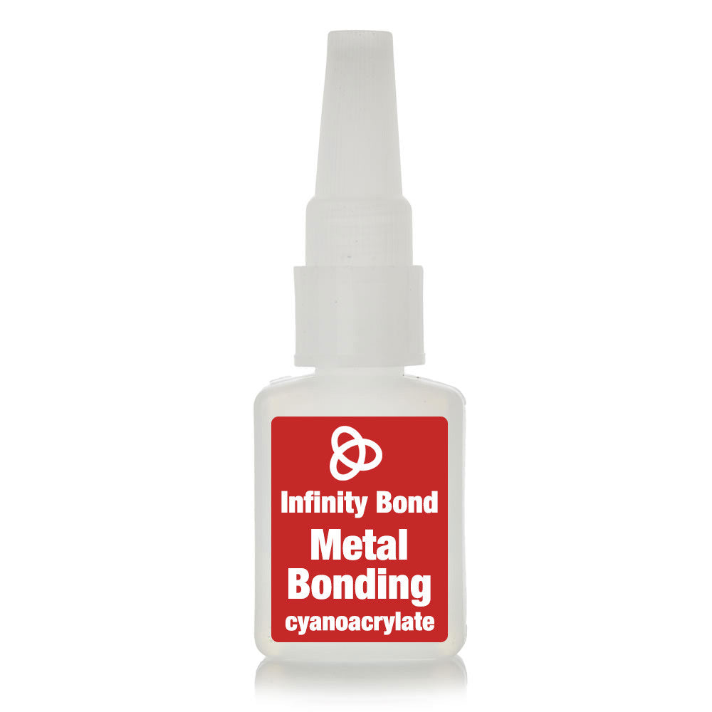 Metal bonding cyanoacrylate super glue adhesive