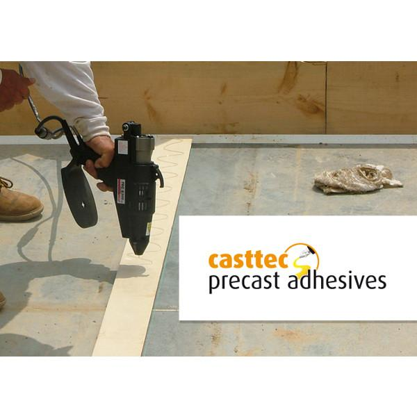 Applications for precast concrete hot melt