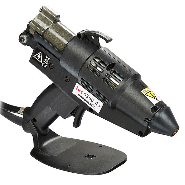 TEc 6300 glue gun right side