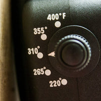 PRO2-220 temperature adjustment dial thumbnail