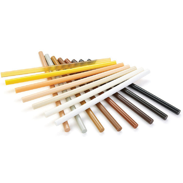 TEC Bond 7713 colored polyamide hot melt glue sticks