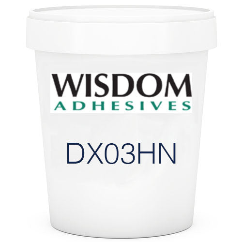 Wisdom DX03HN Water Based Adhesive