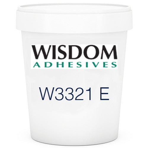 Wisdom Adhesives WizBond W3321E Water Based Adhesive