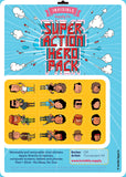 Super Action Hero Pack
