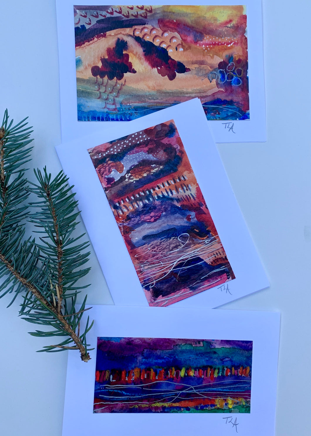 Original Art Cards - Bundle #9