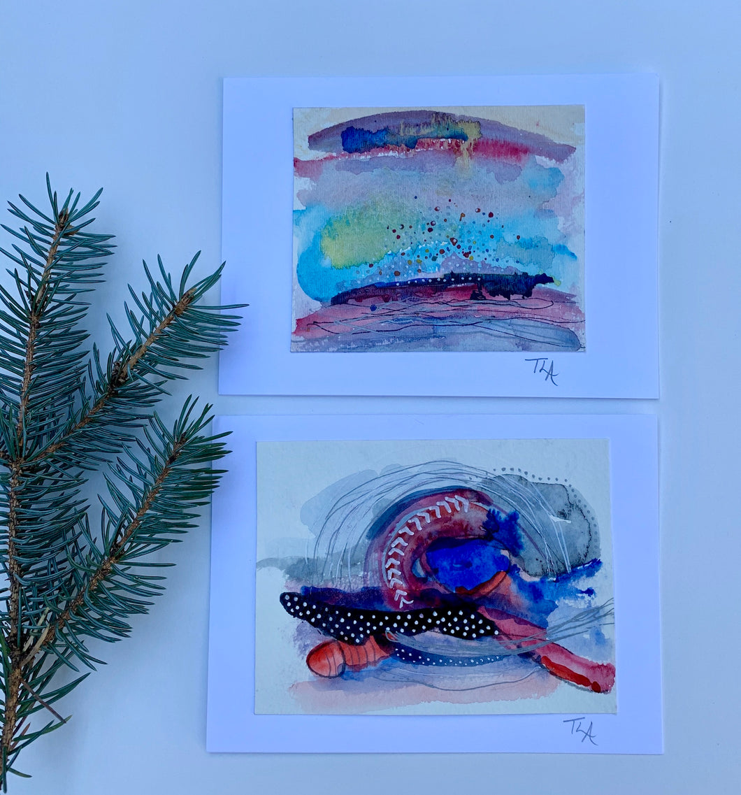 Original Art Cards - Bundle #13