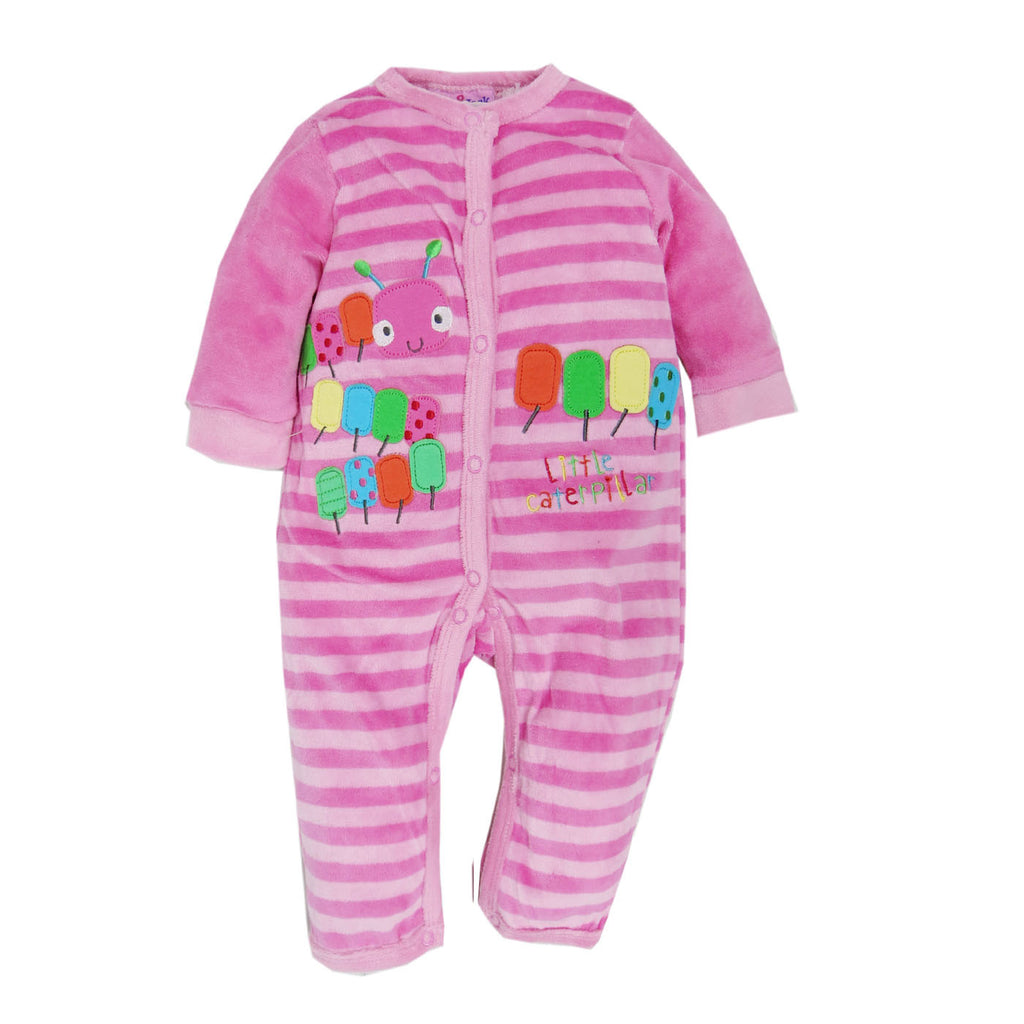 Lily Jack Girls Velour Sleepsuit Without Feet Littlecocoon Carters 3 Pieces Orange Mickey Mouse