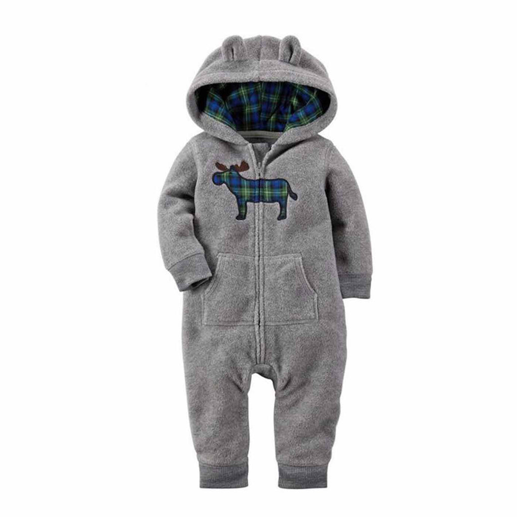 dcd6b35e84ac Carter s Hooded Fleece Jumpsuit Grey – LittleCocoon