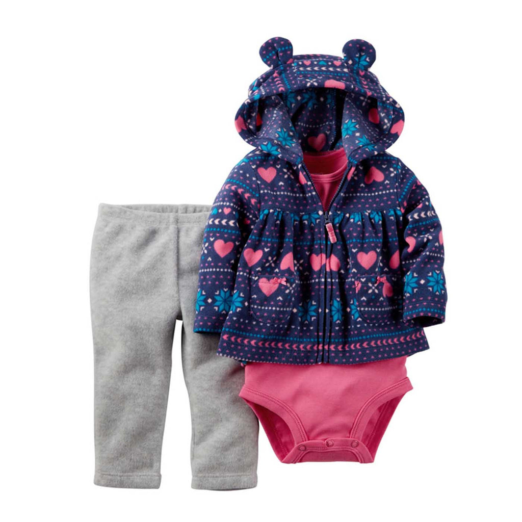 60f34d215ac1 Carter s 3 Piece Little Jacket Set Girl - Blue – LittleCocoon