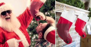 You Need Santa's Flask To Survive The Holiday Season
