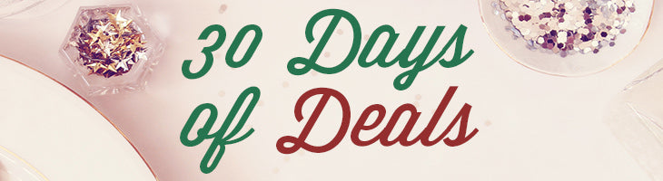 30 Days Of Deals