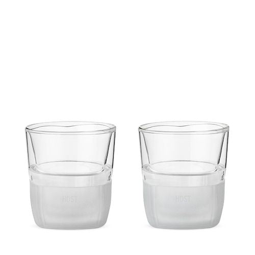 Cooler than Cool Glacier Whiskey Glass (Set of 2)