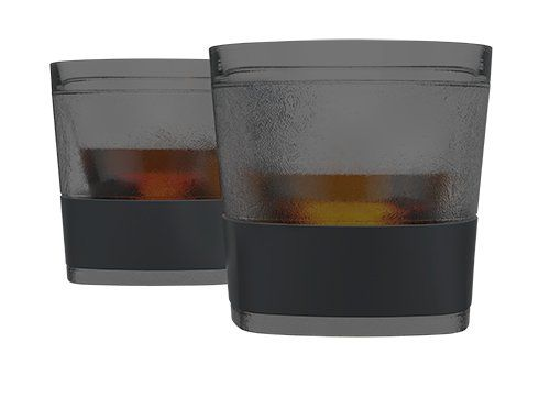 Cooler than Cool Chilled Smoked Whiskey Glass (Set of 2)