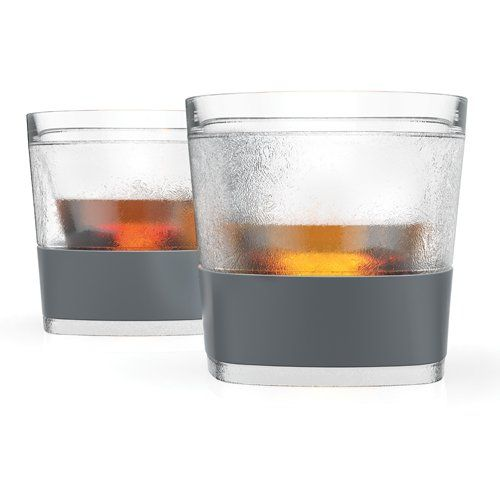 Cooler than Cool Chilled Whiskey Glass (Set of 2)