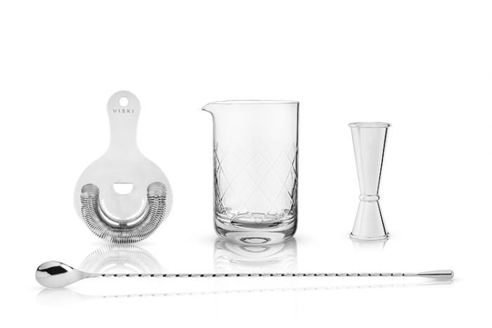 The Classic Cocktail Barware Set
