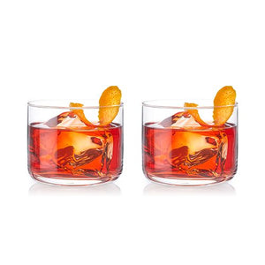 Crystal Negroni Glasses (Set of 2)