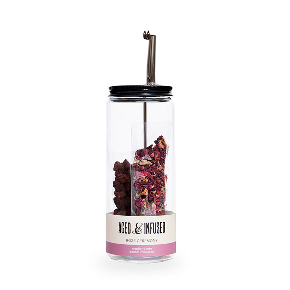 Rose Ceremony DIY Cocktail Infusion Kit