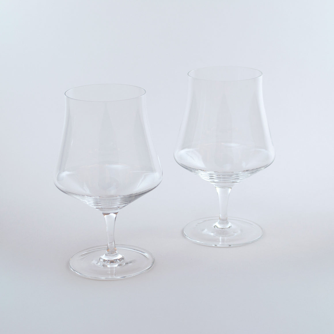 The Ultimate Crystal Craft Beer Glasses (Set of 2)