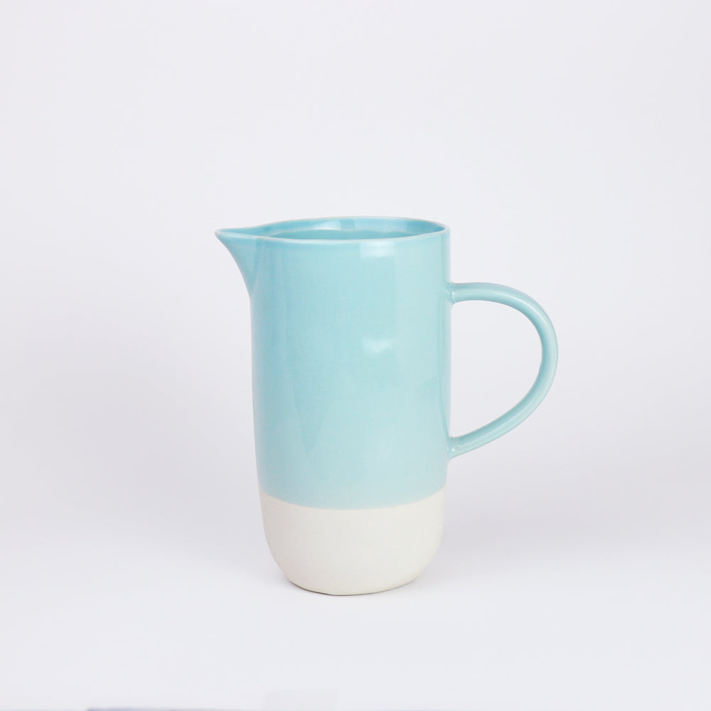 Rustic Ceramic Pitcher