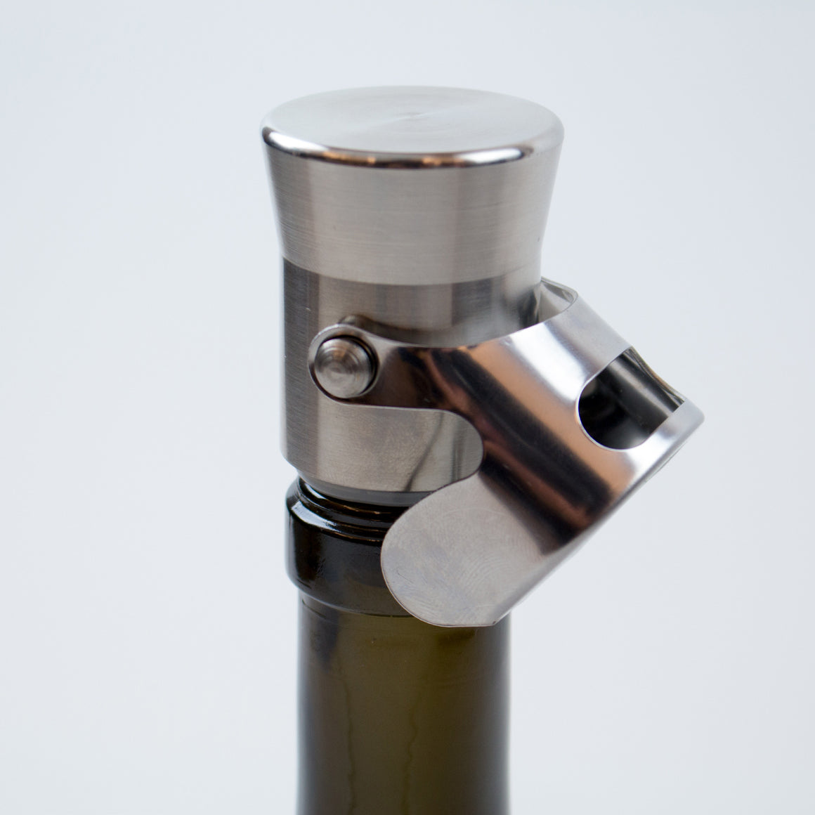 Heavyweight Champagne Stopper