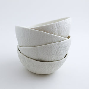 Stone Appetizer Bowls (Large) (Set of 4)
