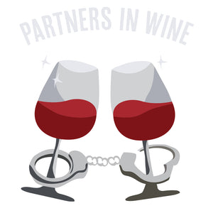 Partners In Wine T-Shirt